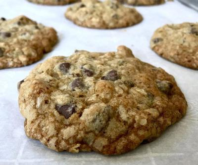 A beloved chocolate chip cookie recipe comes home