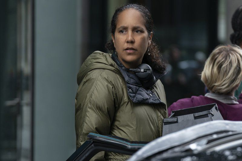 Hollywood catches up to director Gina Prince-Bythewood