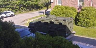 search warrant tied to Swat RAID IMPOUNDED