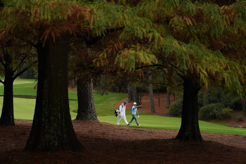 The Masters in November gives golf a big sendoff