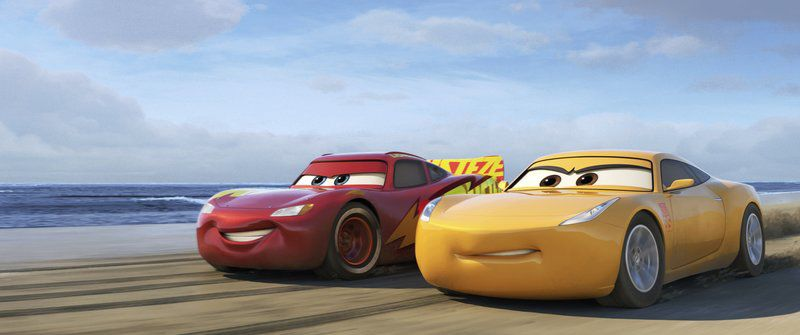 'Cars 3' steers a welcome, if imperfect, gender shift