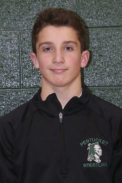 Mighty Mite: At 5-foot-7, Pentucket's Kamuda delivers punch at the plate, strength on the mat