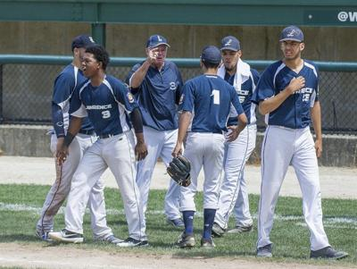 Sports in a Minute: Historic postseason run ends for Lawrence Legion baseball