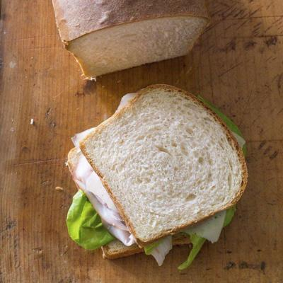 For the perfect sandwich bread, make it at home