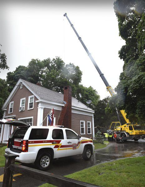 OSHA investigating tree worker's death in Rowley | Local News