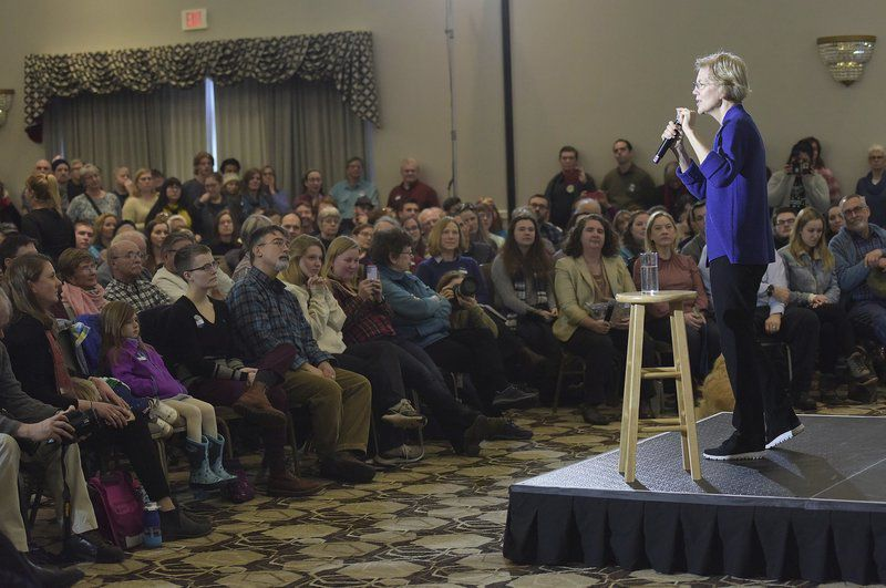 NH voters relish getting first pick