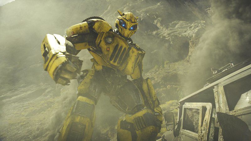 Movie review: 'Transformers' gets a great savior in
