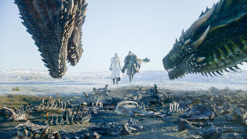 Emmy envy: Amid newcomers, will 'Thrones' slay again?