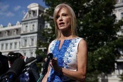 House oversight panel approves a subpoena for Conway