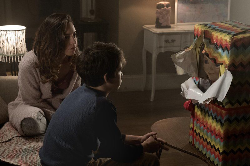 Movie review: 'Child's Play' may inspire existential tech detox