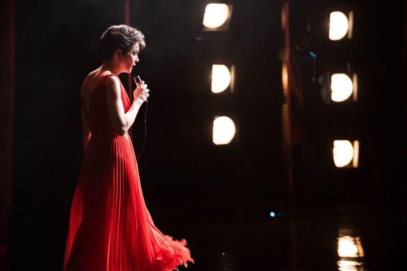 Movie review: Zellweger captures Garland's essence in 'Judy'