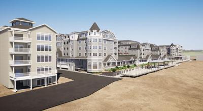Salisbury Beach proposal