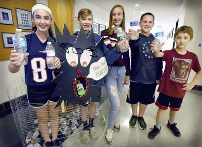 Amesbury students explore science of recycling