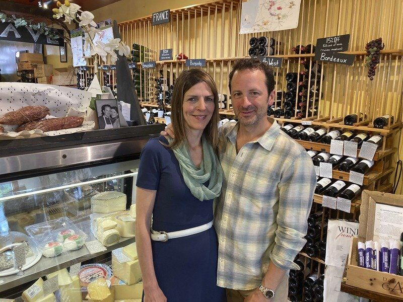 Grand Trunk Wine & Cheese owners moving to Center St.