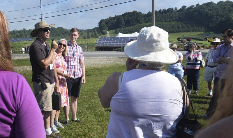 Cider Hill Farm lauded for its marketing plan