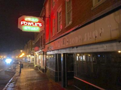 Brine appeals, seeks façade changes to former Fowle's