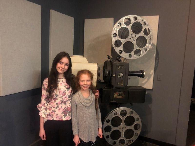 Newburyportgirl played young Meg in the film 'Little Women'