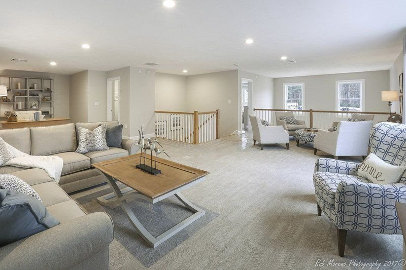 Maintenance-free living in Topsfield from C.P. Berry Homes