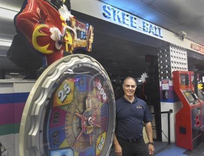 Salisbury Beach arcade to finally reopen next week