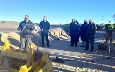 Officials bring focus on need for more funds to help Plum Island