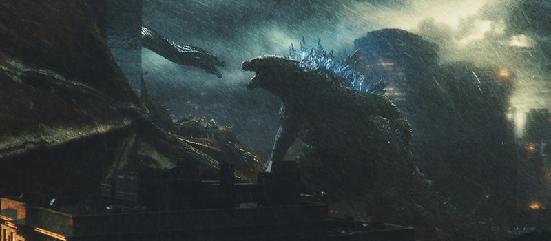 Movie review: 'Godzilla' is back and doing just fine