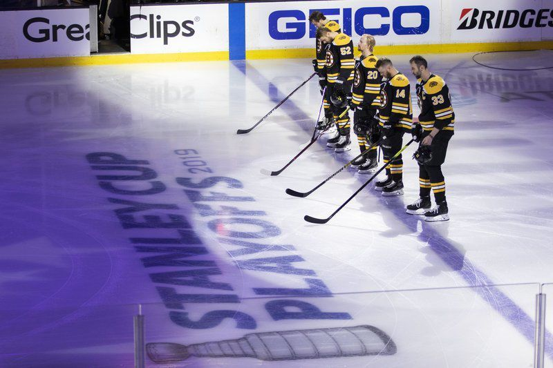 Will it be a lucky 7? Bruins, Blues ready to cap great series with a classic finale