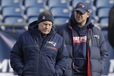 Giants nearing deal with Patriots' Judge to be coach