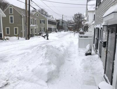 Council to consider changes to snow and ice ordinance