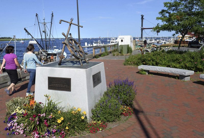 A fitting honor for fishermen