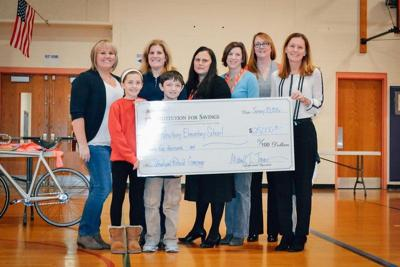 Institution for Savings donates $25k toward playground project