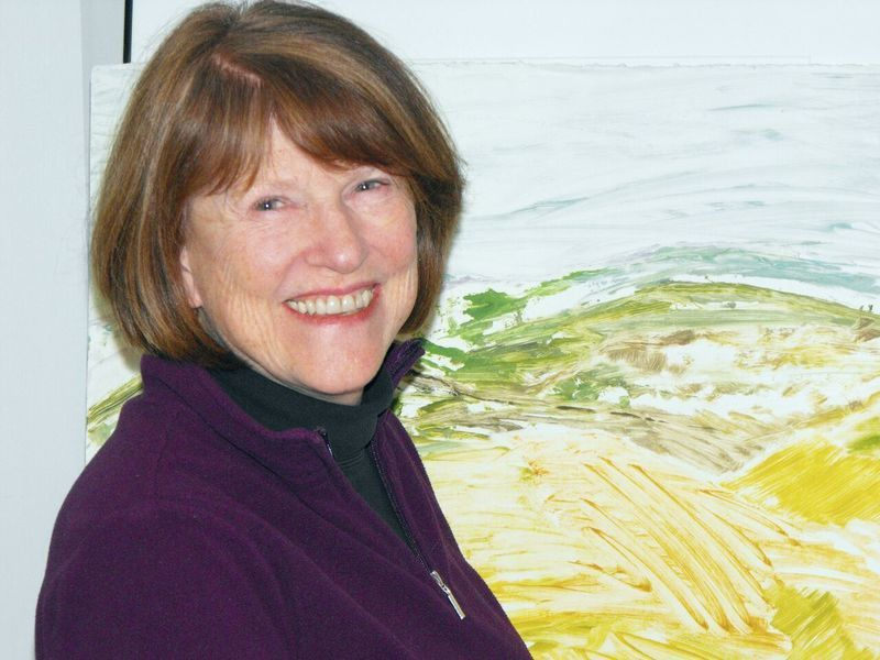 Ask an Artist: Kate Higley, abstract artist