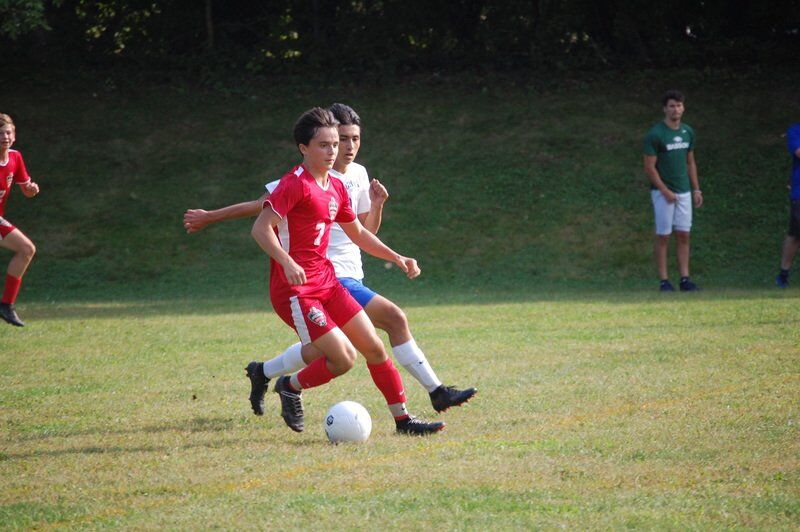 Malburg, Hallinan and Amesbury boys soccer get started on the right foot