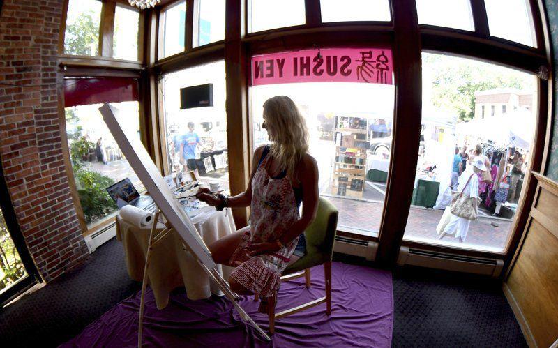 'Reviving' the arts on Inn Street