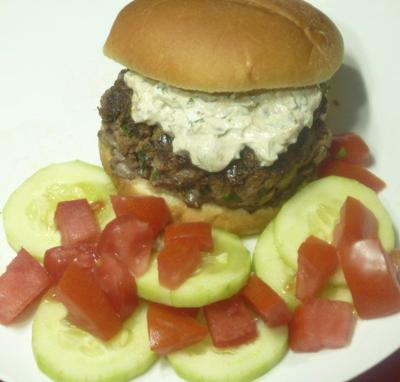Add heat toMemorial Day with Moroccan burgers