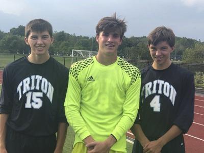 Captains Corner: Triton boys soccer