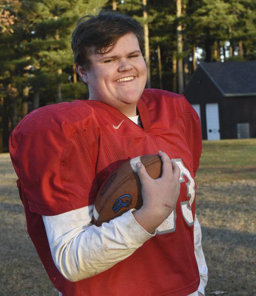 Fueled by passion and loss, Amesbury's Flanagan expects emotional finale on Thanksgiving