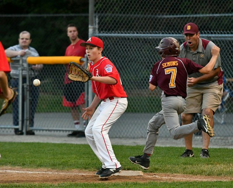 Kimball, Amesbury force deciding game by beating Danvers National