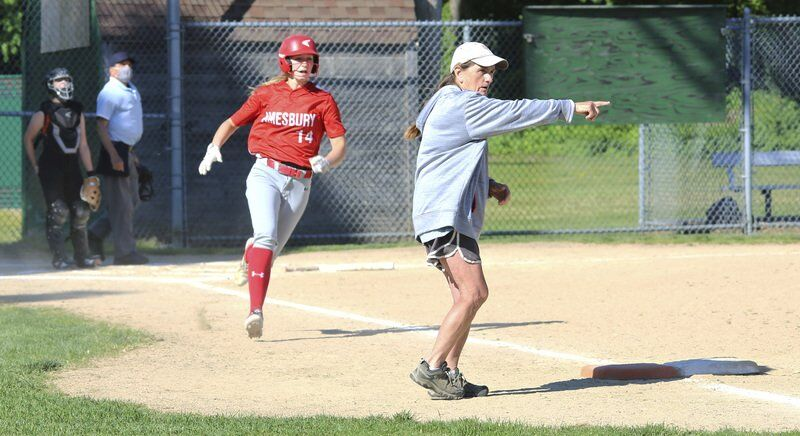 Waves of success: Waters continues to be a shining staple in Amesbury softball's three-decade dynasty