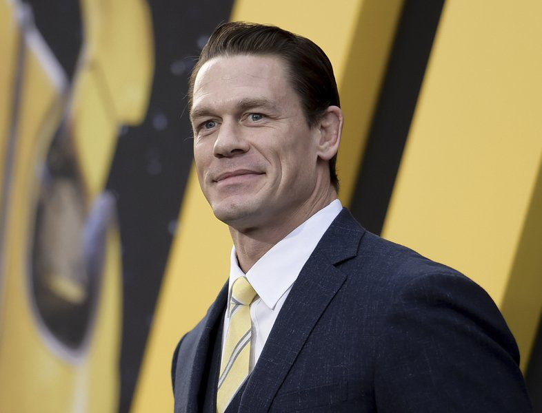 Cena relates to football character in new audio series