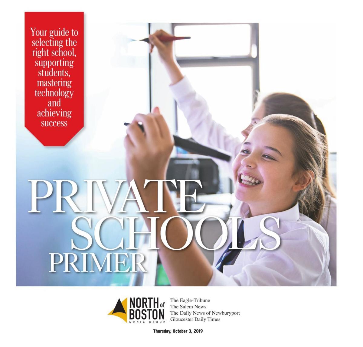 Private Schools Primer 2019