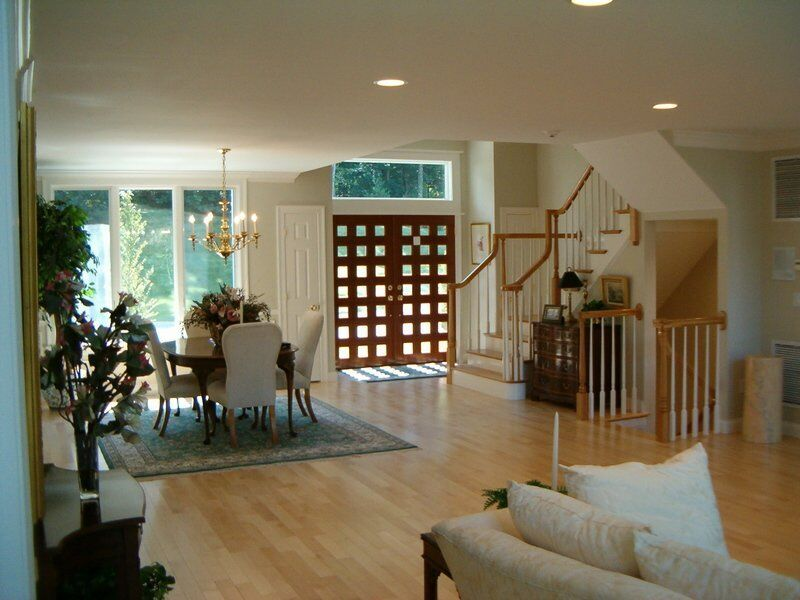New Home Construction at the Ipswich Country Club by renowned builder - C.P. Berry Homes