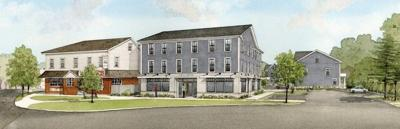 $2M business-residential project proposed for Salisbury Square
