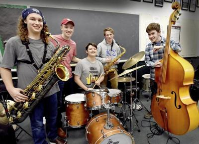 Pentucket sax player picked for All-State Jazz Band