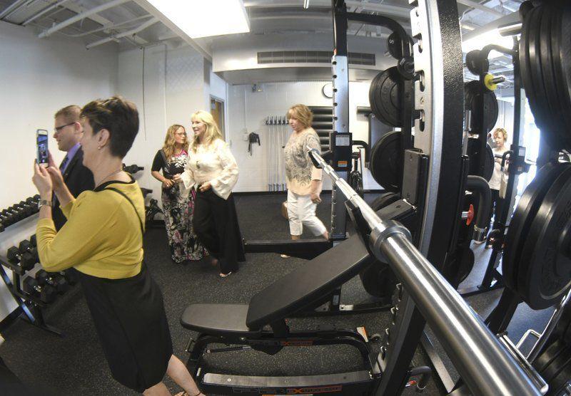 School celebrates new mindfulness, wellness center