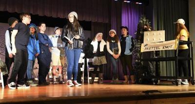 Pentucket's Snow dedicates herself to her old school