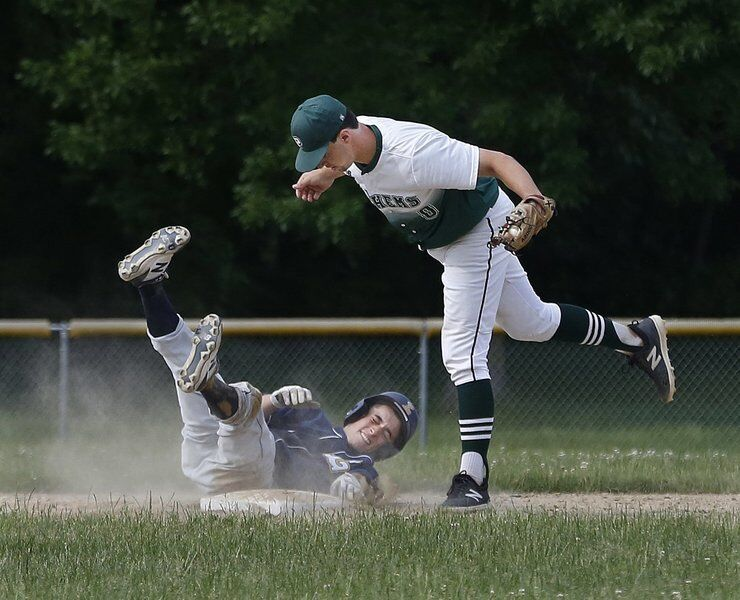 Local Roundup:Melone strikes out 10 as Pentucket baseball routs Lynnfield