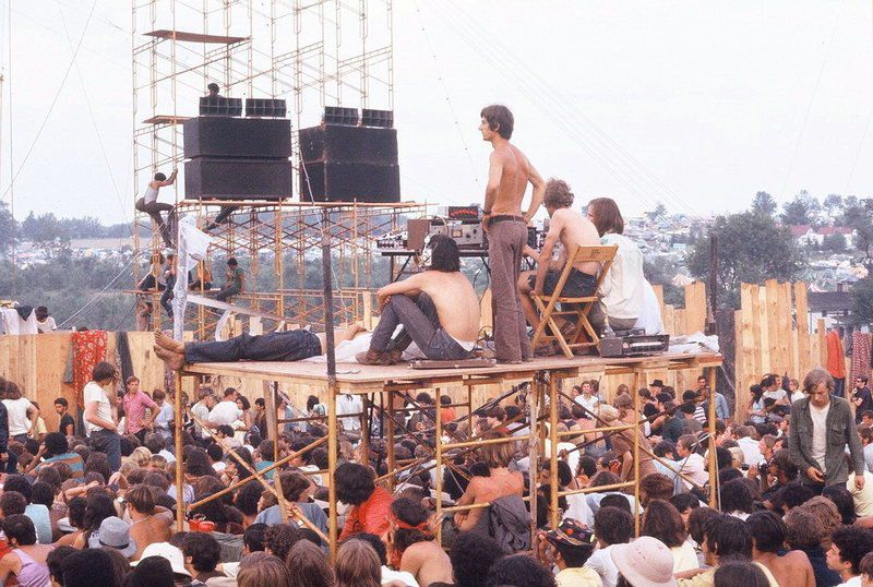 Merrimac man recalls his role at Woodstock 50 years later