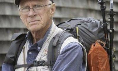 Newburyport to celebrate resident's cross-country walk for veterans