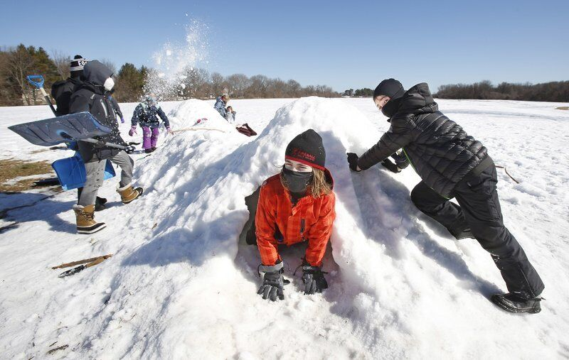 River Valley Charter School maximizes outdoor education amid pandemic