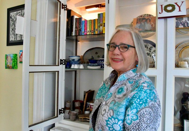 Mystery with local history: Amesbury author to host double launch party with fellow writer